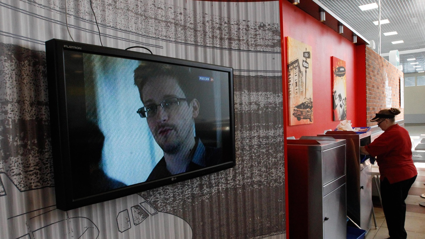 Edward Snowden's new move, Egypt in chaos, food fights on farms, filibusters and foreigners.