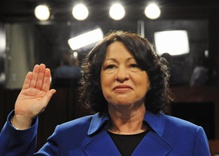 Sotomayor Hearings; Healthcare; Goldman Sachs