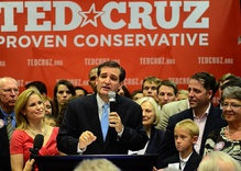 Ted Cruz: Texas Tea Party and Ivy League