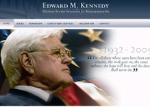 Ted Kennedy; Afghanistan, Obama's Vietnam?; CIA under Fire