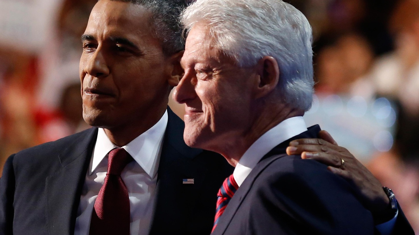 Michelle Obama humanizes. Bill Clinton extemporizes. President Obama rhapsodizes. Then along come those August job figures. Incumbency has its pluses...and its minuses.