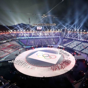 The Olympics Open, The Government Shuts