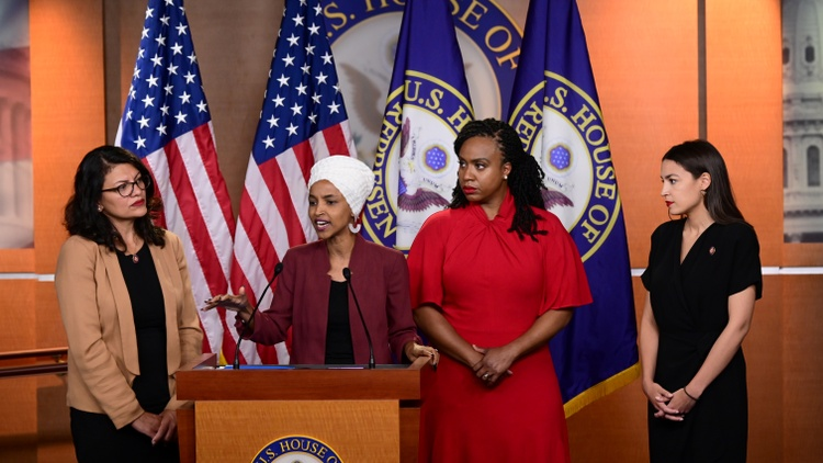 President Trump infuriated a fractured Democratic party this week by telling four of its newest members to go back to where they came from, but did his statement galvanize his base or…