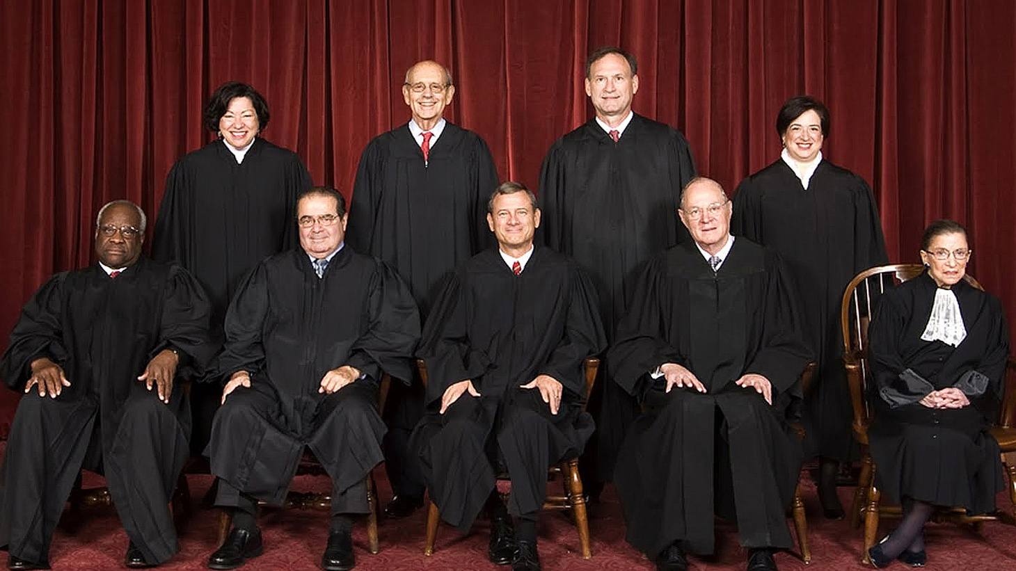 The Supreme Court's big decisions on cell phones, recess appointments and abortion buffer zones. Supporting Syrian rebels and the Ukraine.