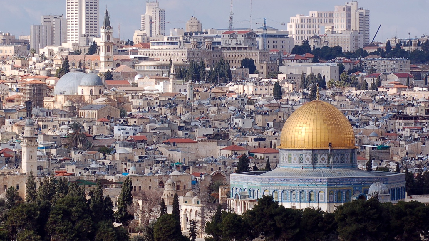 President Trump says the US is recognizing Jerusalem as the capital of Israel. He calls it a campaign promise, but is it a wise move?
