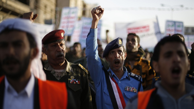 Chaos in Yemen, Change in Saudi Arabia,State of the Union, Europe's Monetary Explosion