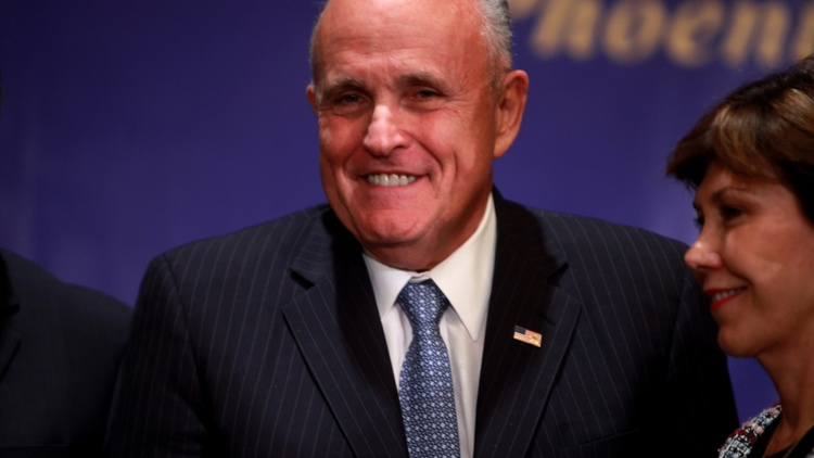 There was just too much to talk about: Rudy Giuliani admits to Sean Hannity that President Donald Trump reimbursed his attorney for the $130,000 payment to porn star Stormy Daniels to…