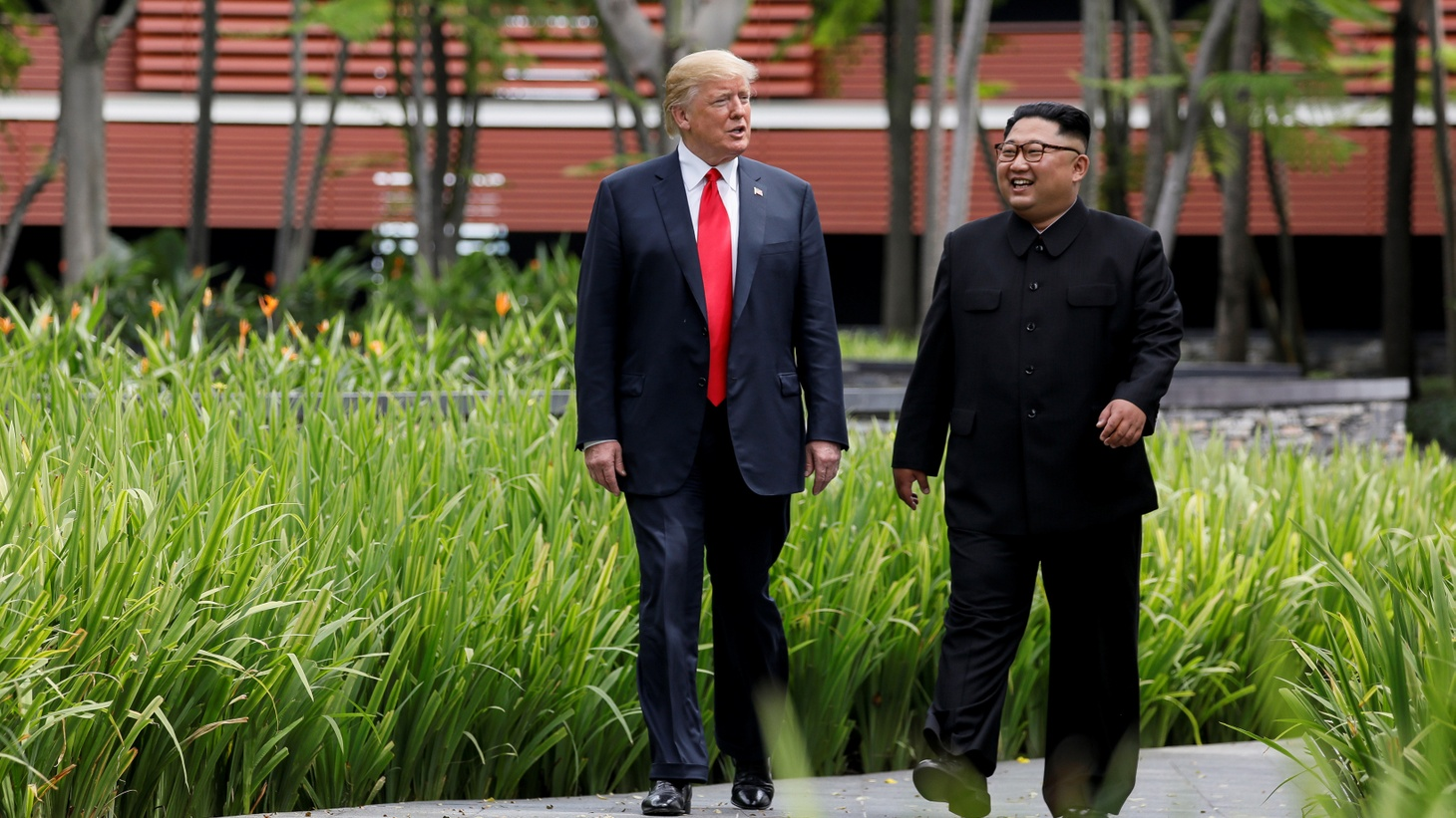 President Trump feels good about the summit and the agreement he signed with Kim Jong-Un, but does it mean anything?