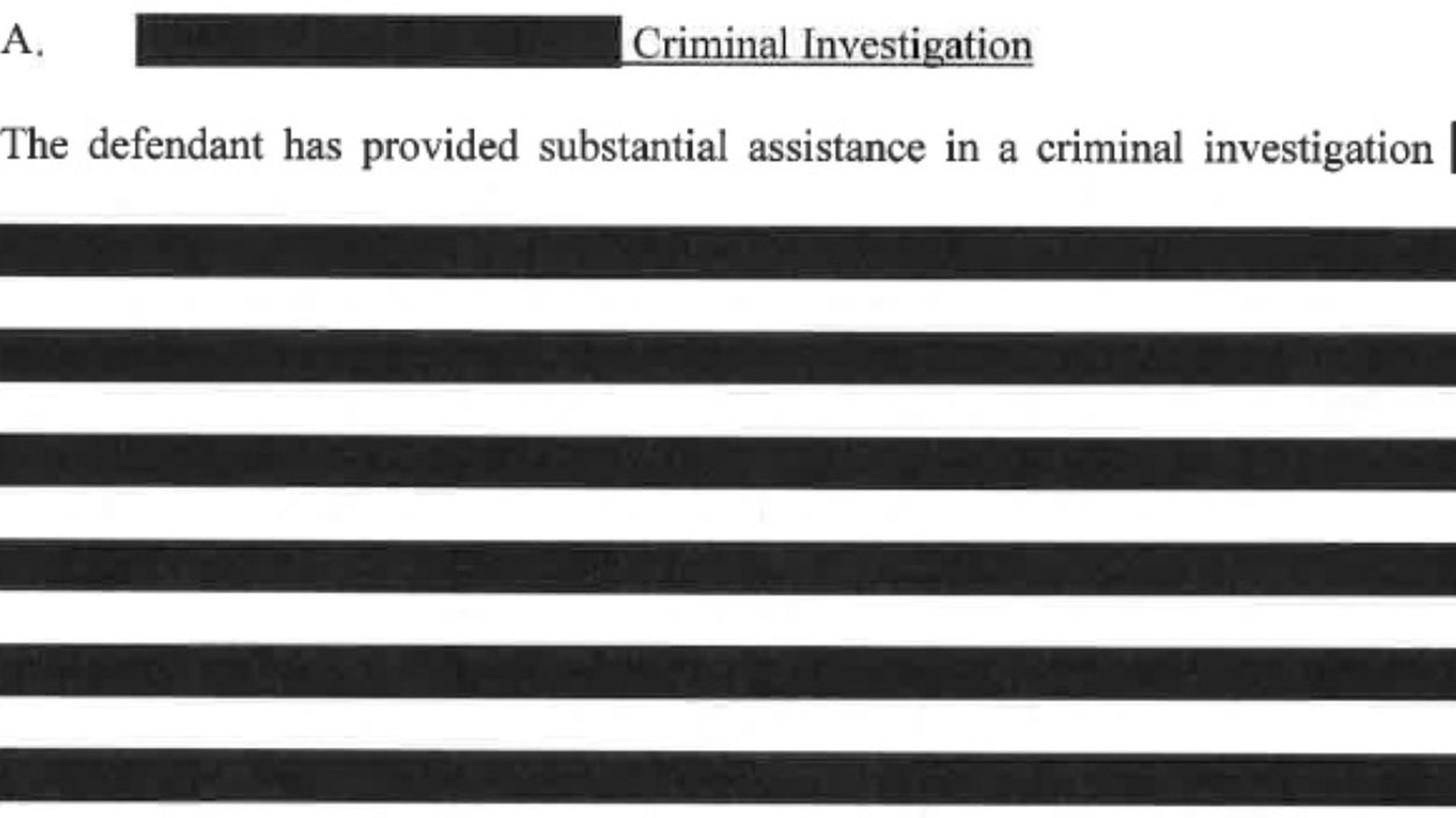 """Mueller's sentencing memo for Michael Flynn might have redacted """"all the sexy parts,"""" but Josh Barro and Ken White speculate on the black bars."""