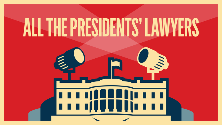 Bonus Episode: All The President's Lawyers Live at USC