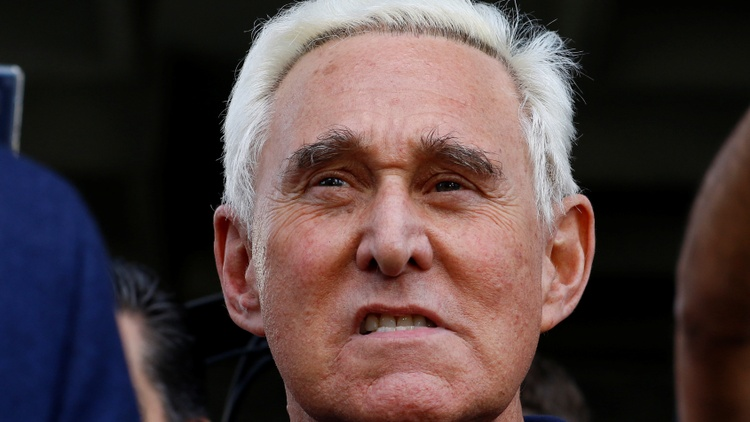 Is Roger Stone for real?