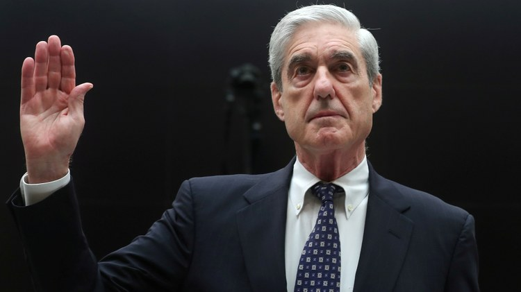 It's Finally Mueller Time