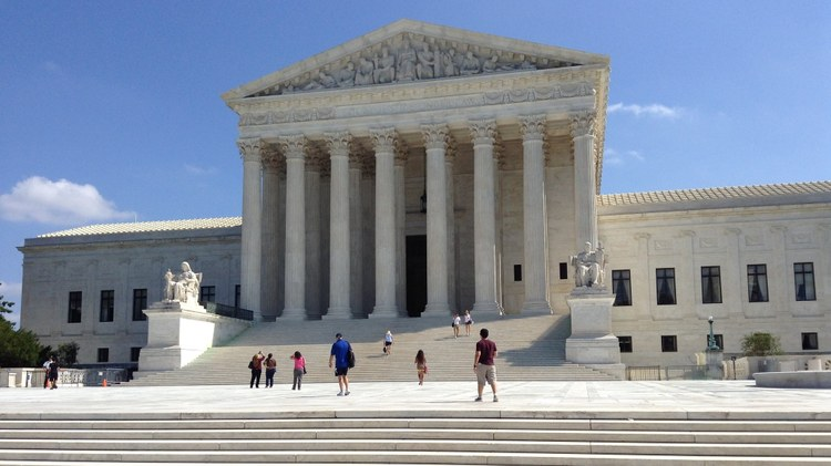 Knocking at the Supreme Court's door