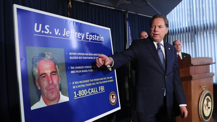 How did federal prosecutors get another chance with Jeffrey Epstein?