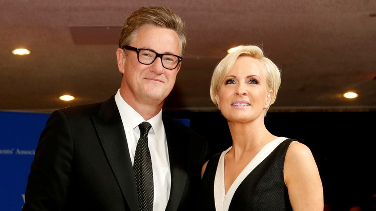 Should Joe Scarborough sue President Trump?