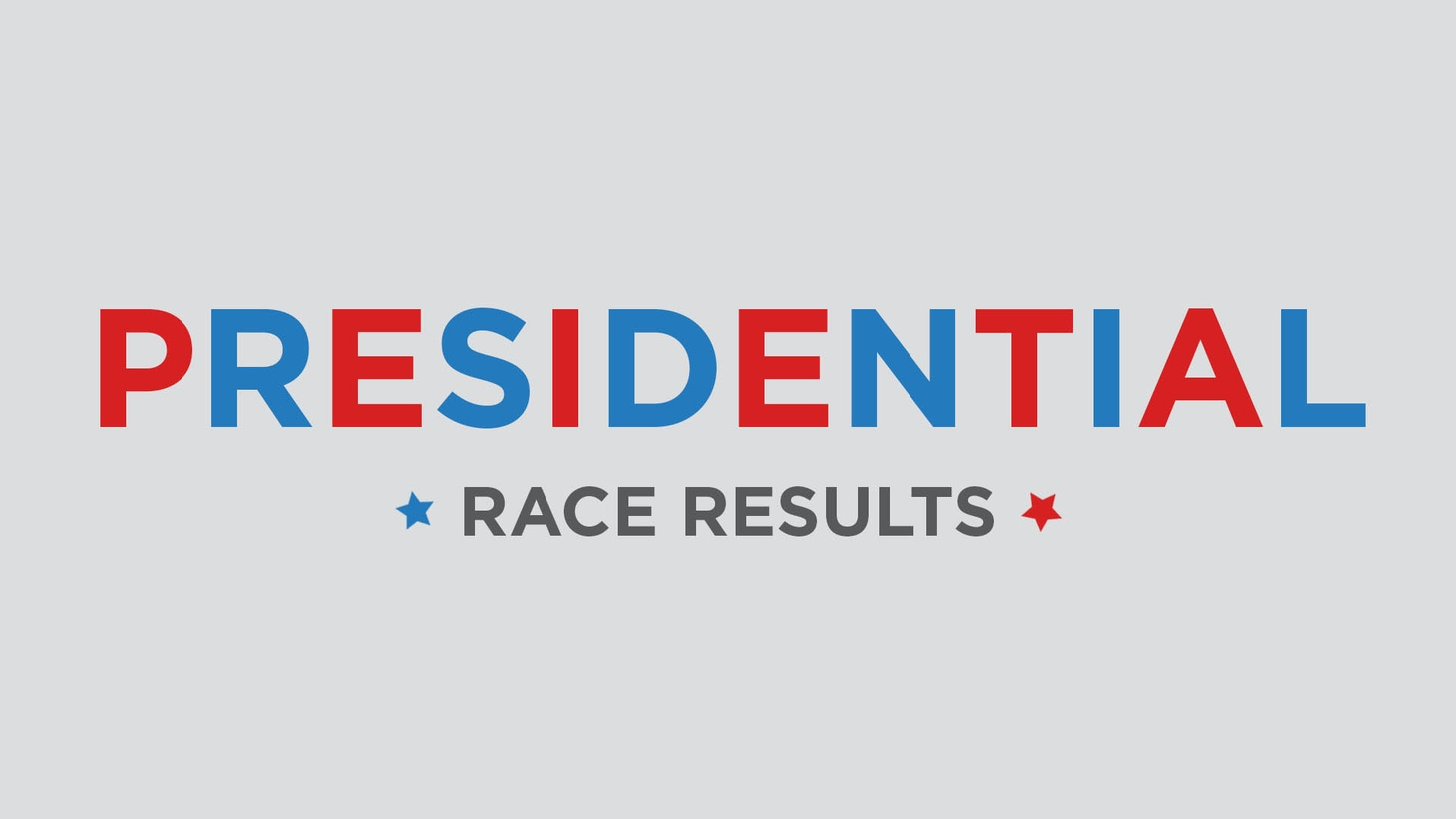 View live results for the 2020 U.S. presidential election.