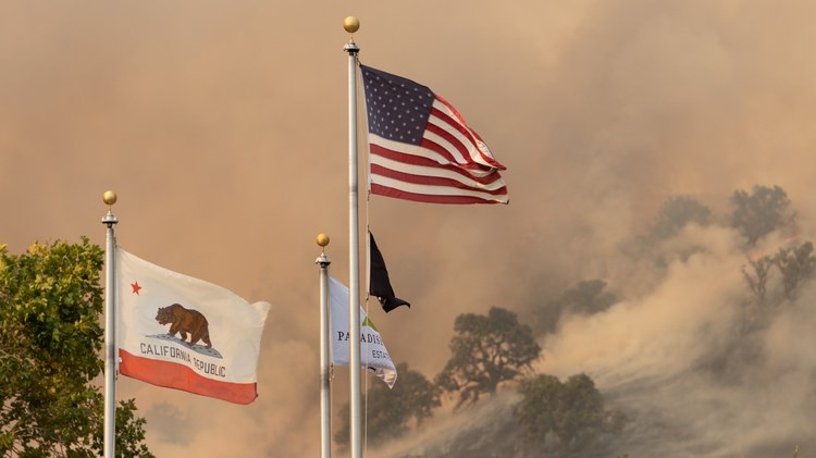 Californians are facing what could be a historic wildfire season -- yet again.