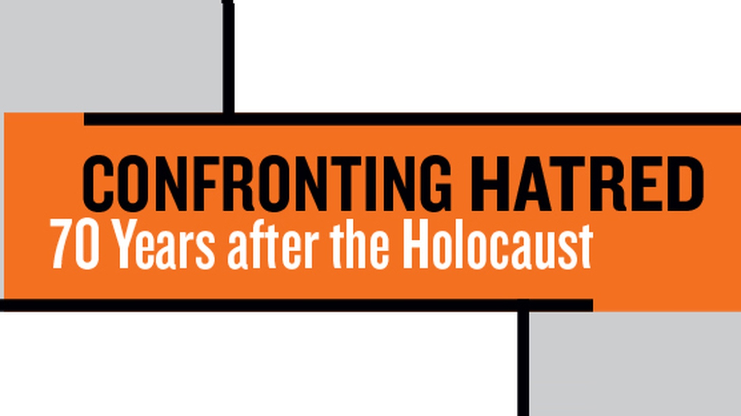 This hour-long radio special, narrated by Morgan Freeman, brings together a broad range of voices to talk about racism, antisemitism, and the ways in which hatred can grow.