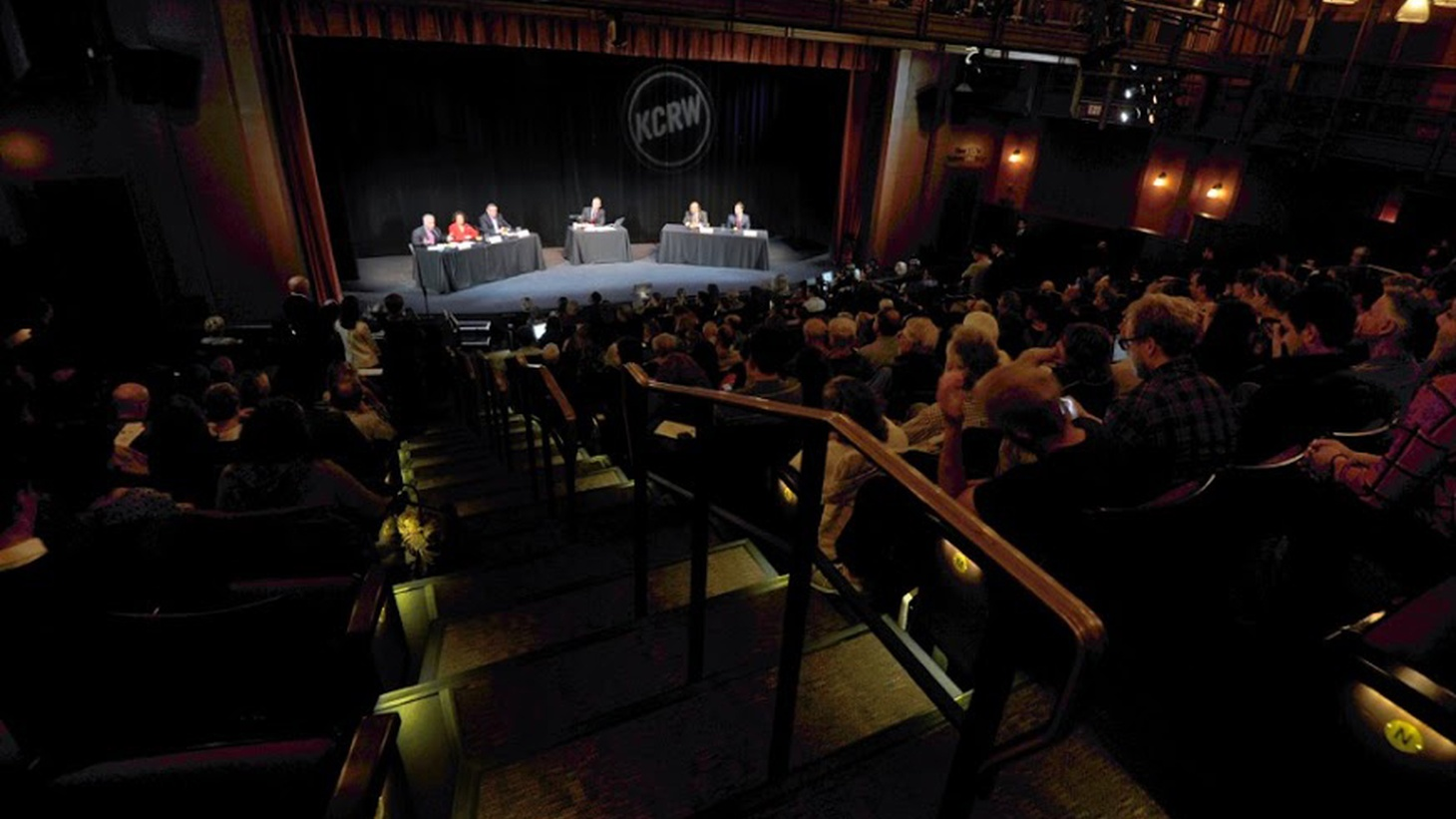 KCRW and the Santa Barbara Independent co-host the first of two debates that collectively feature the candidates running for the 24th Congressional District.