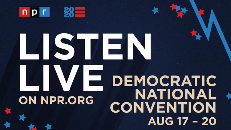 Special coverage of the Democratic National Convention from KCRW. Tune in daily from 6-7pm PST.