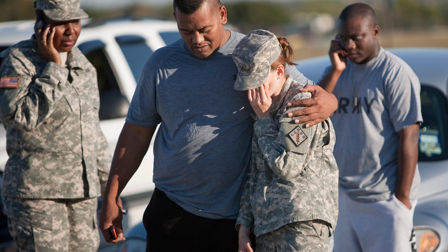 At least 13 people were killed and another 30 wounded today at Fort Hood when an Army psychiatrist opened fire at the Texas military base. We update that story and present a round-up of other news events of the day. (Airs 7-8pm and pre-empts Which Way, L.A.?)