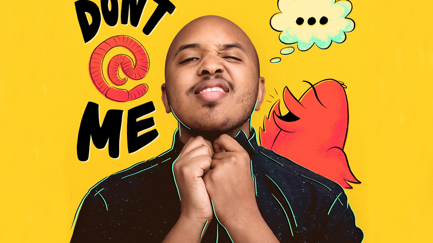 KCRW's Bob Carlson and Dear White People director Justin Simien discuss KCRW's newest show – Don't @ Me – hosted by Justin.