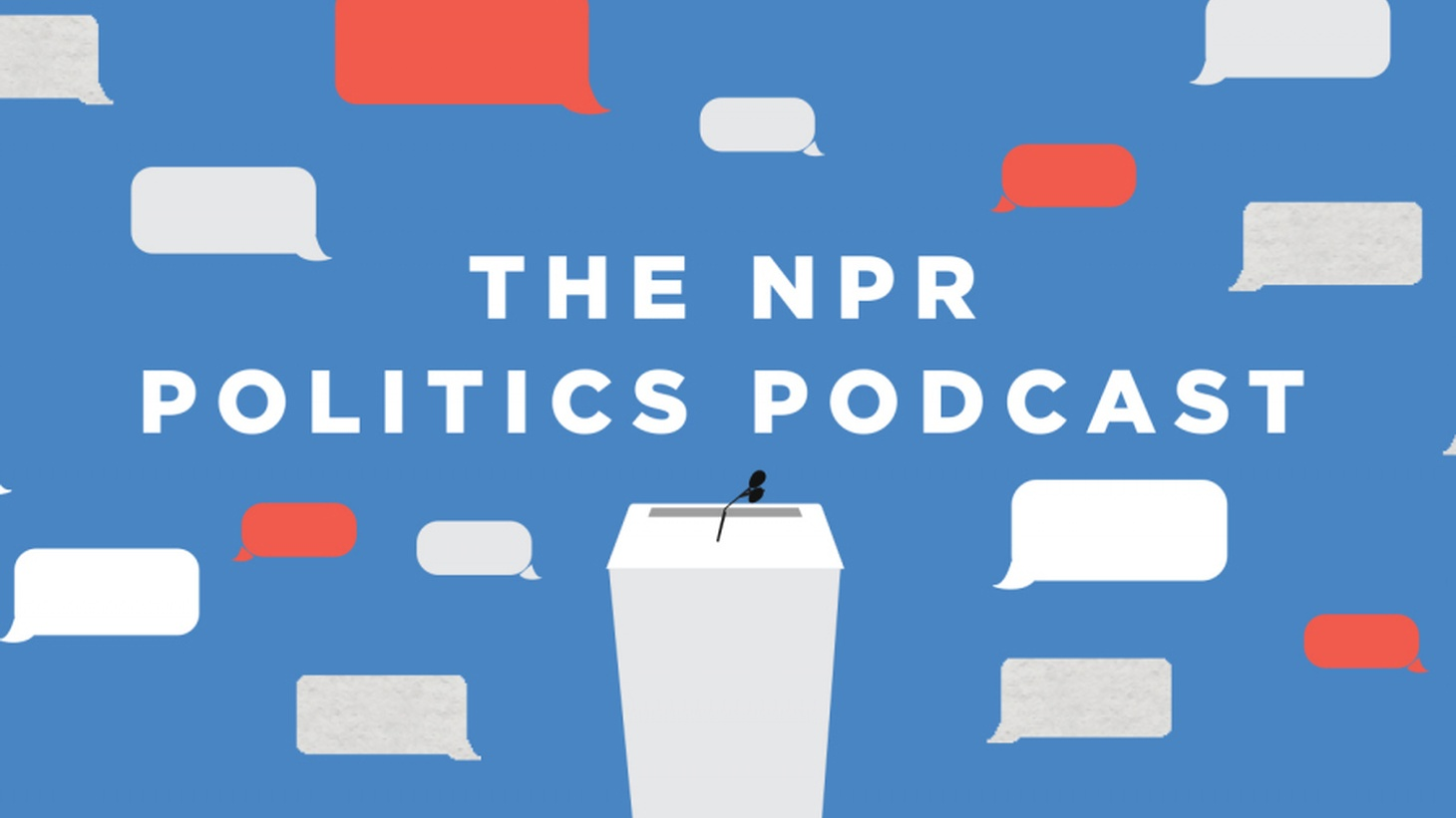 Following President Barack Obama's farewell address and President-elect Donald Trump's first press conference, the NPR Politics Team presents a one-hour special wrapping up the latest political news. Wednesday, January 11, at 7pm Pacific Time.