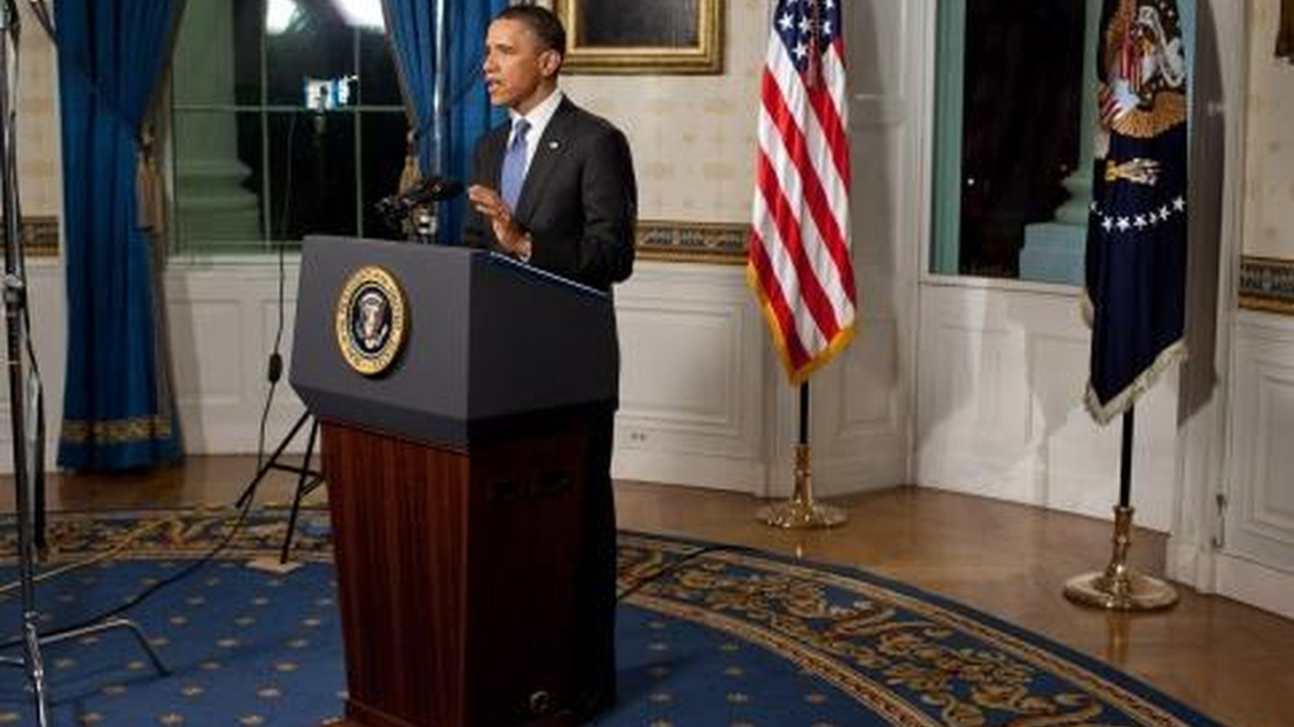 On Wednesday, April 13, President Obama will speak about on the 2012 budget and overhauling entitlement programs, including cuts to Medicare and Medicaid. (10:35am)