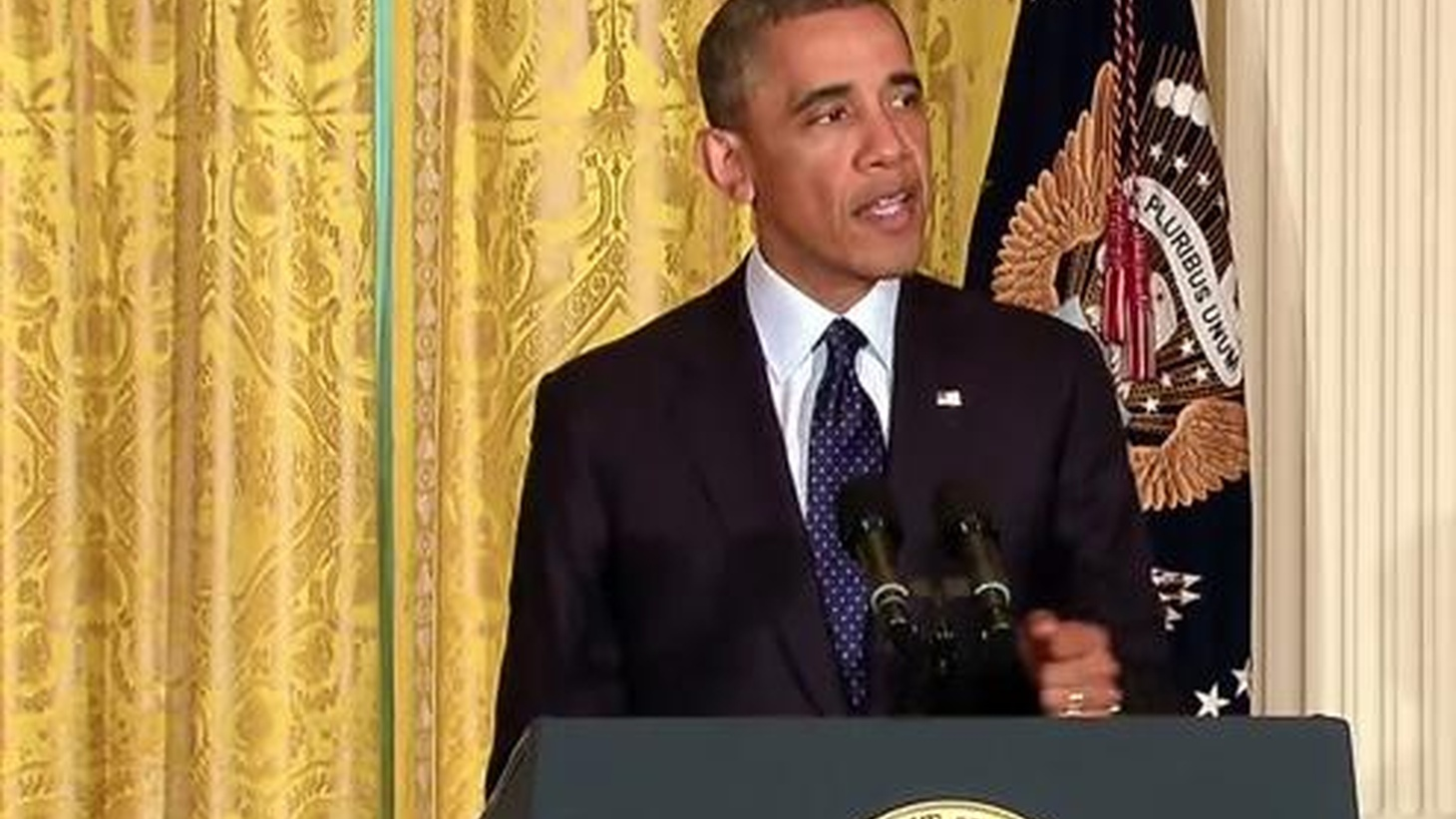 Today at 11am, President Obama will discuss his plans for Guantánamo, the administration's use of drones, counterterrorism and wiretaps on reporters.
