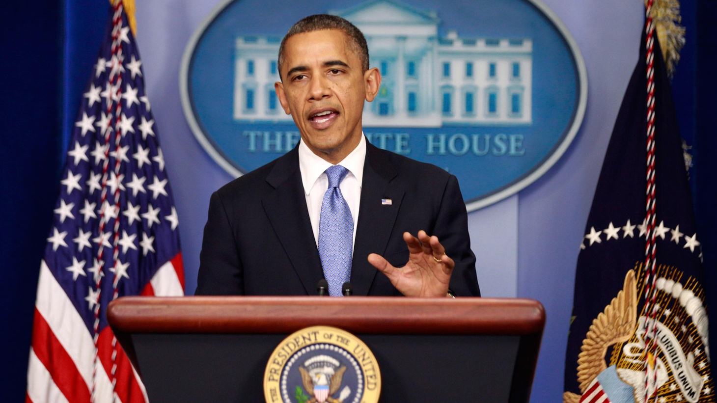 Live coverage of President Obama's first press conference in eight months. (Wednesday, November 14 at 10:20 PST)