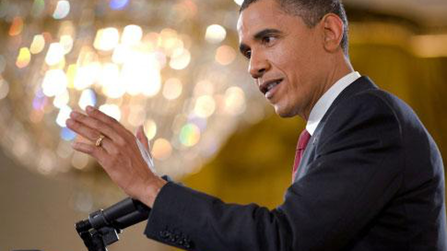 With Republicans expected to win control of the House in today's midterm election, President Obama has scheduled a press conference for Wednesday, November 3 at 10am. The President is expected to address the power shift and answer reporter's questions. KCRW will carry NPR's live anchored coverage of the conference.