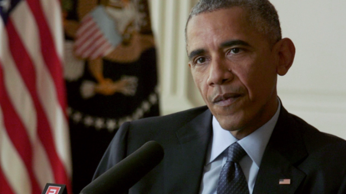 Steve Inskeep sits down with President Obama at the White House and asks the president how he thinks the country has changed during his presidency.