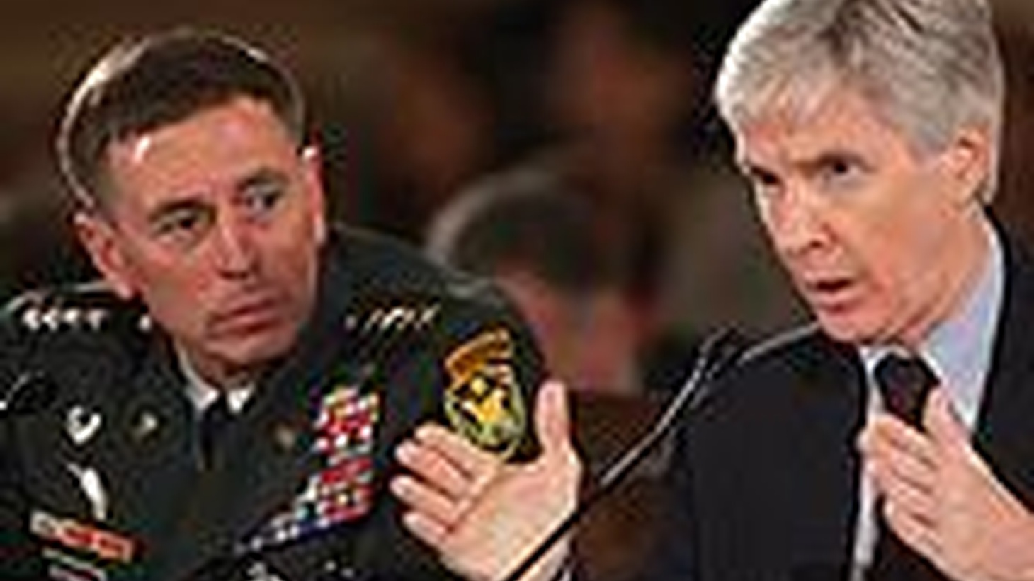 The Senate Foreign Relations Committee and Senate Armed Services Committee will each hold hearings with US Armed Forces Commander in Iraq