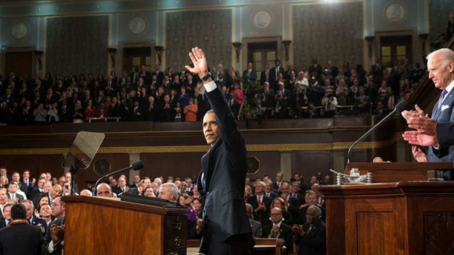 Tonight, President Obama delivers his seventh and final State of the Union address. KCRW will carry it live at 6pm.