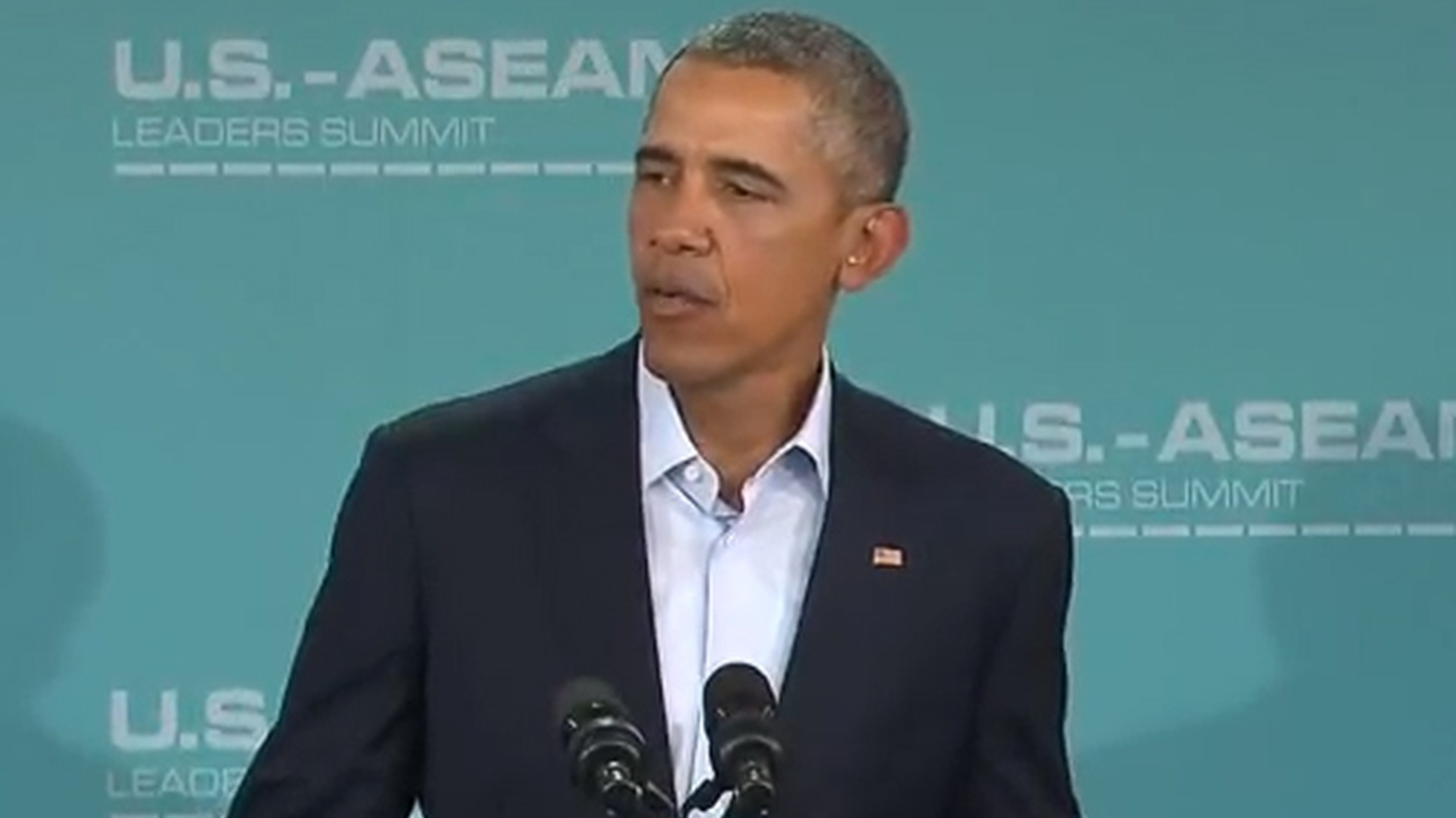 Today, Tuesday, February 16 at 1:30pm PST,President Obama will hold a press conference to discussthe results of the ASEAN Summit.