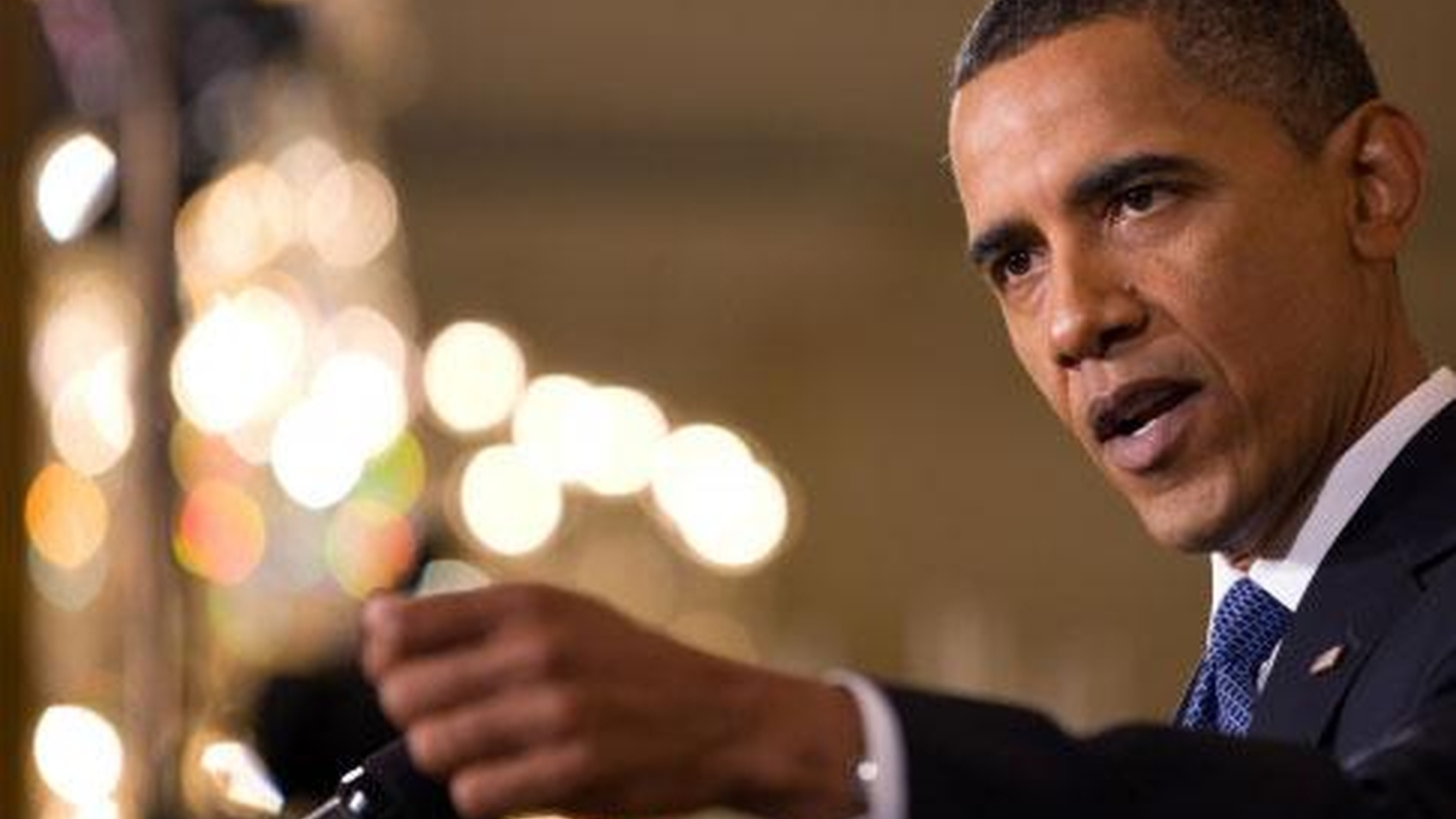 KCRW will provides live, anchored coverage of President Obama's news conference on Friday, September 10 at 8am. This is the President's first full-scale question and answer session at the White House in nearly four months. The likely focus will be the economy. NPR's Jennifer Ludden will host our coverage.