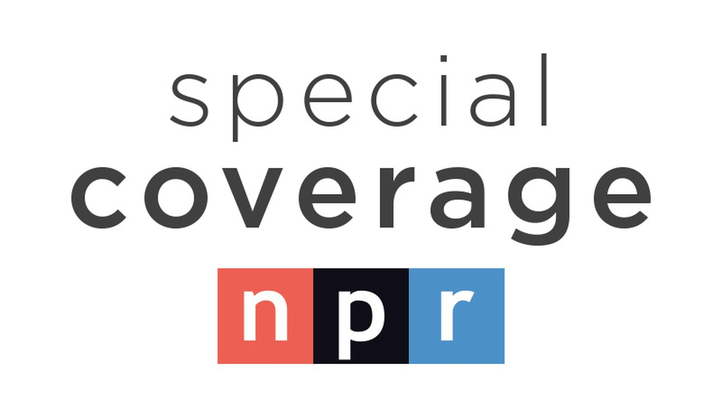 NPR's special coverage the president's prime time address.