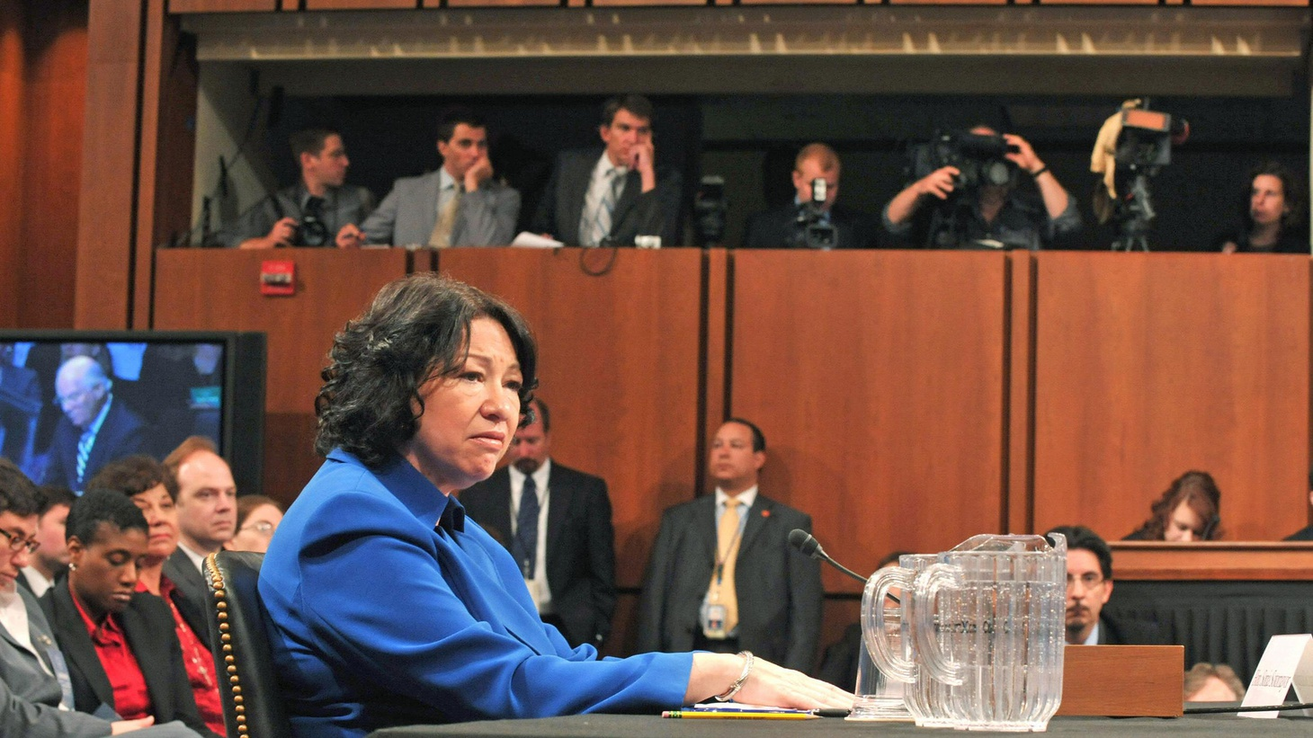Listen to live confirmation hearings on Judge Sonia Sotomayor's nomination to the US Supreme Court on KCRW.com. KCRW News will broadcast the hearings all week, beginning Monday at 7am.