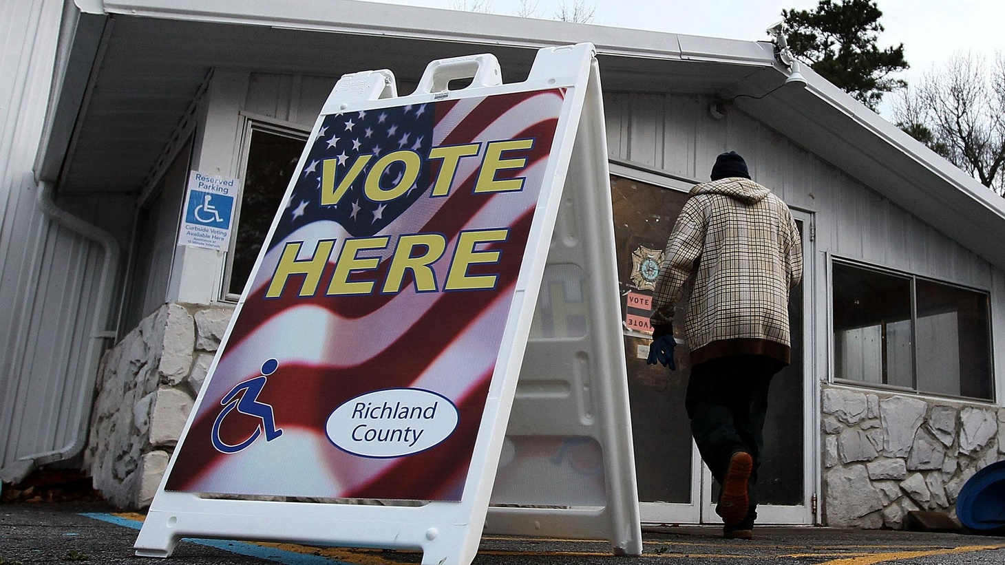 NPR coverage of the South Carolina primary begins when the polls close on Saturday, January 21, at 5pm PST.