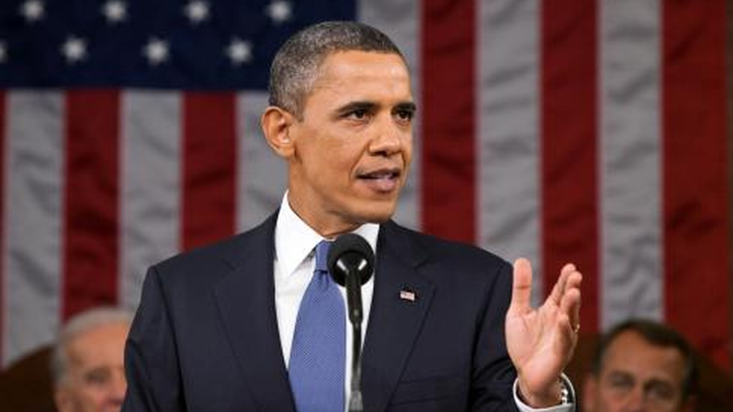 KCRW will carry President Obama's State of the Union address and the Republican response live on Tuesday, February 12, at 6pm PDT