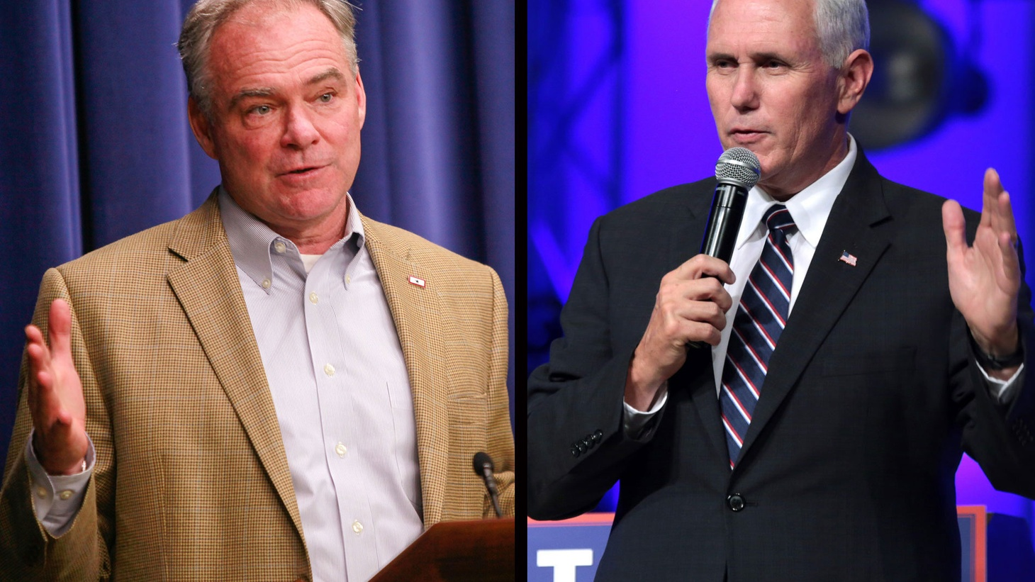 NPR News' live, anchored special coverage and analysis of the vice presidential debate, Tuesday, October 4 from 6-8pm.