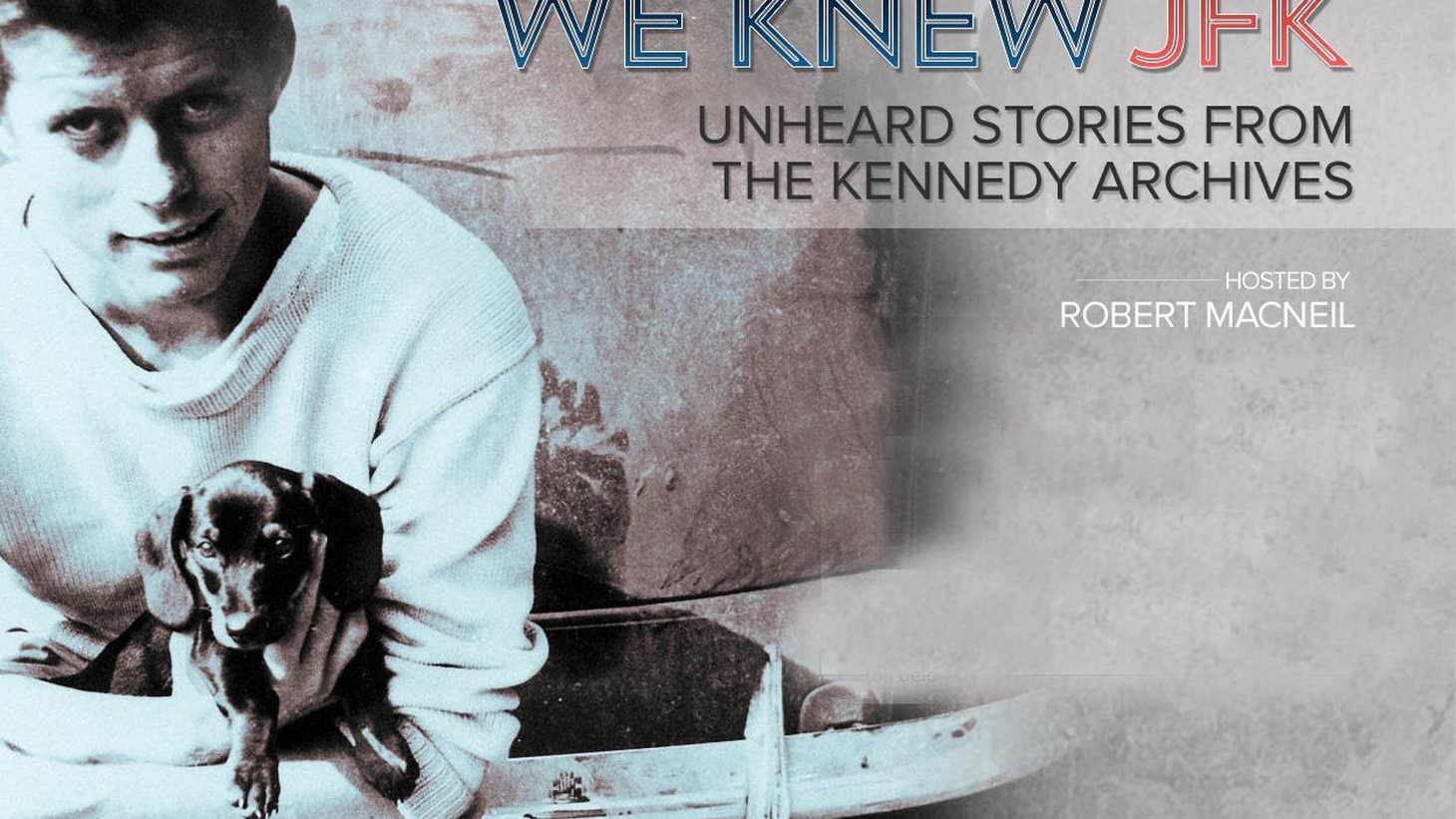 Never-before-broadcast memories from JFK's confidantes recorded just after the assassination. Hosted by legendary journalist Robert MacNeil. (Airs Thursday, November 21, 7pm)