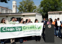 Clean Up Green Up: Why Now?