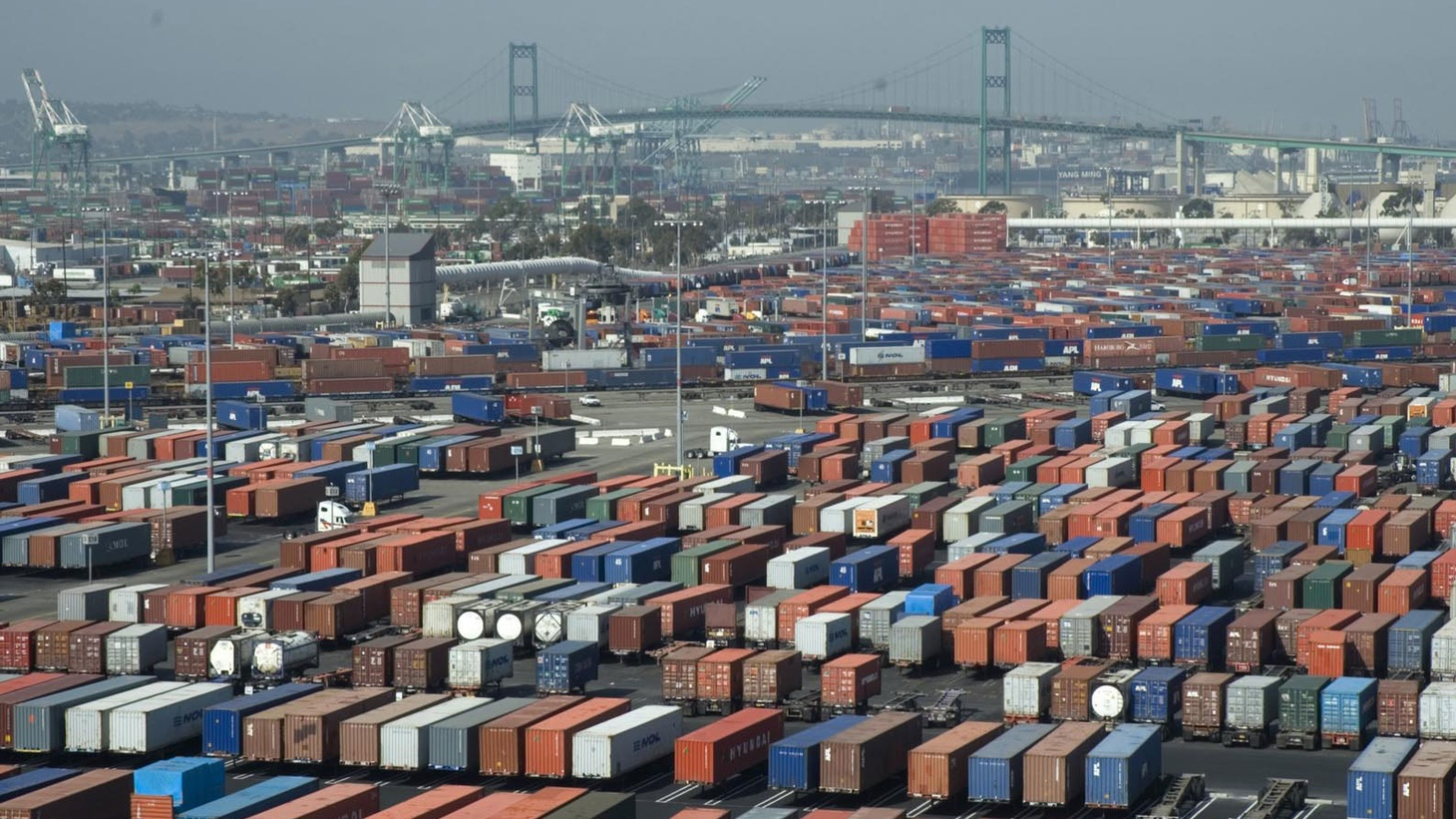 A South Korean shipping line's bankruptcy could have a major impact for the local economy and workers at the Ports of Long Beach and Los Angeles.