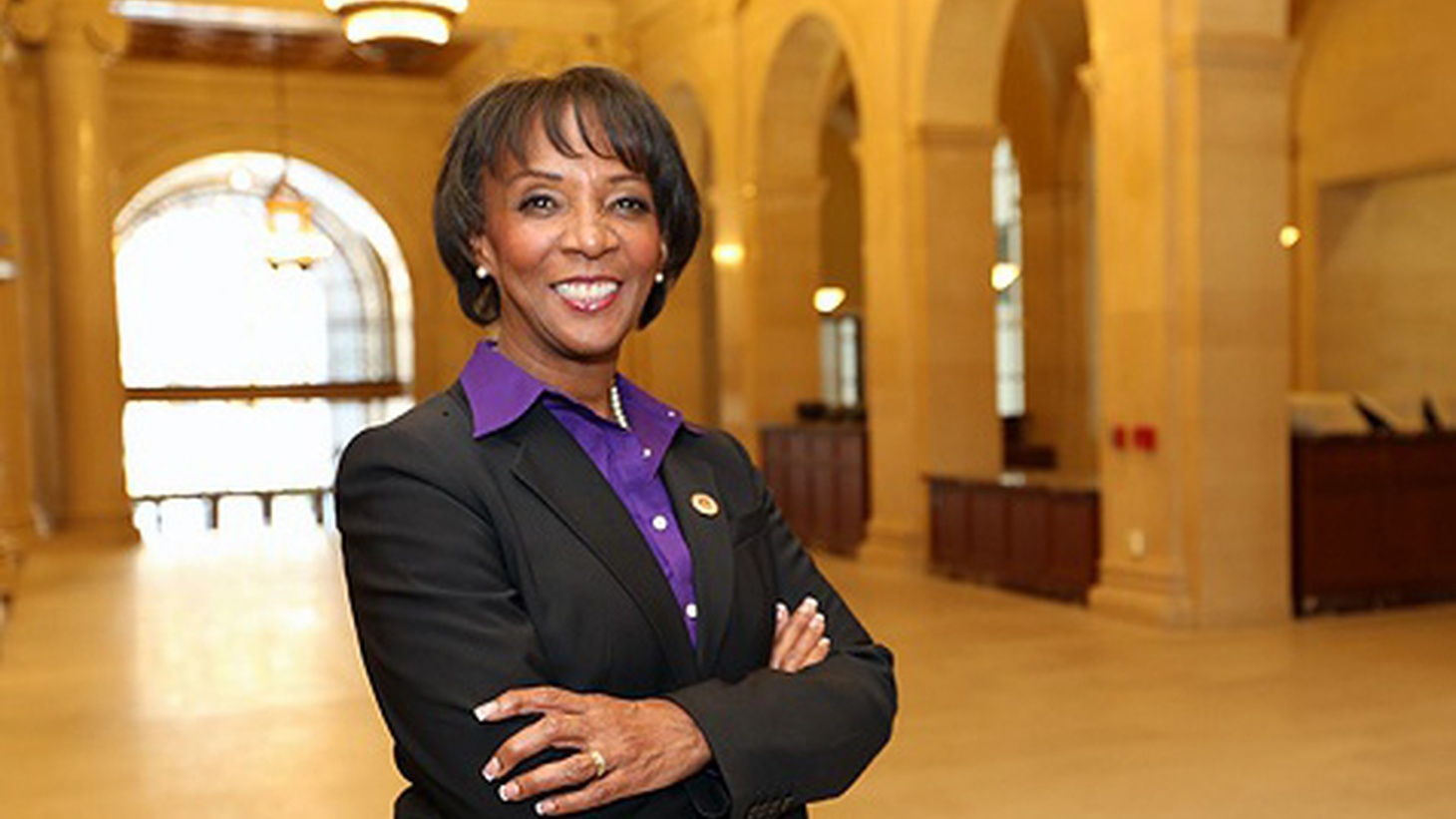 LA County District Attorney Jackie Lacey is running unopposed this year. She talks to Warren Olney about her last four years and what's ahead.