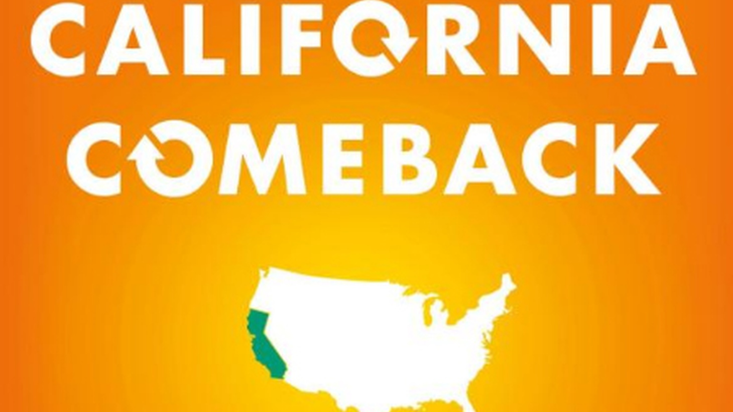 The new book California Comeback looks at the state's economic turnaround since the Great Recession.