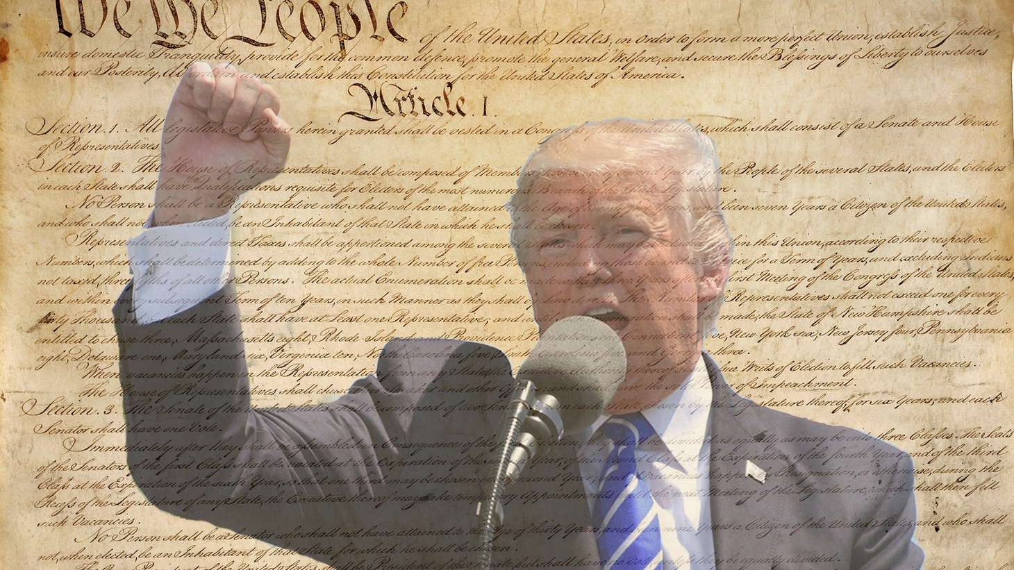 The president has gone after the FBI, judges and the First Amendment. But so far his vendetta against so-called sanctuary cities has failed and his attorney general won't start an investigation against Hillary Clinton.