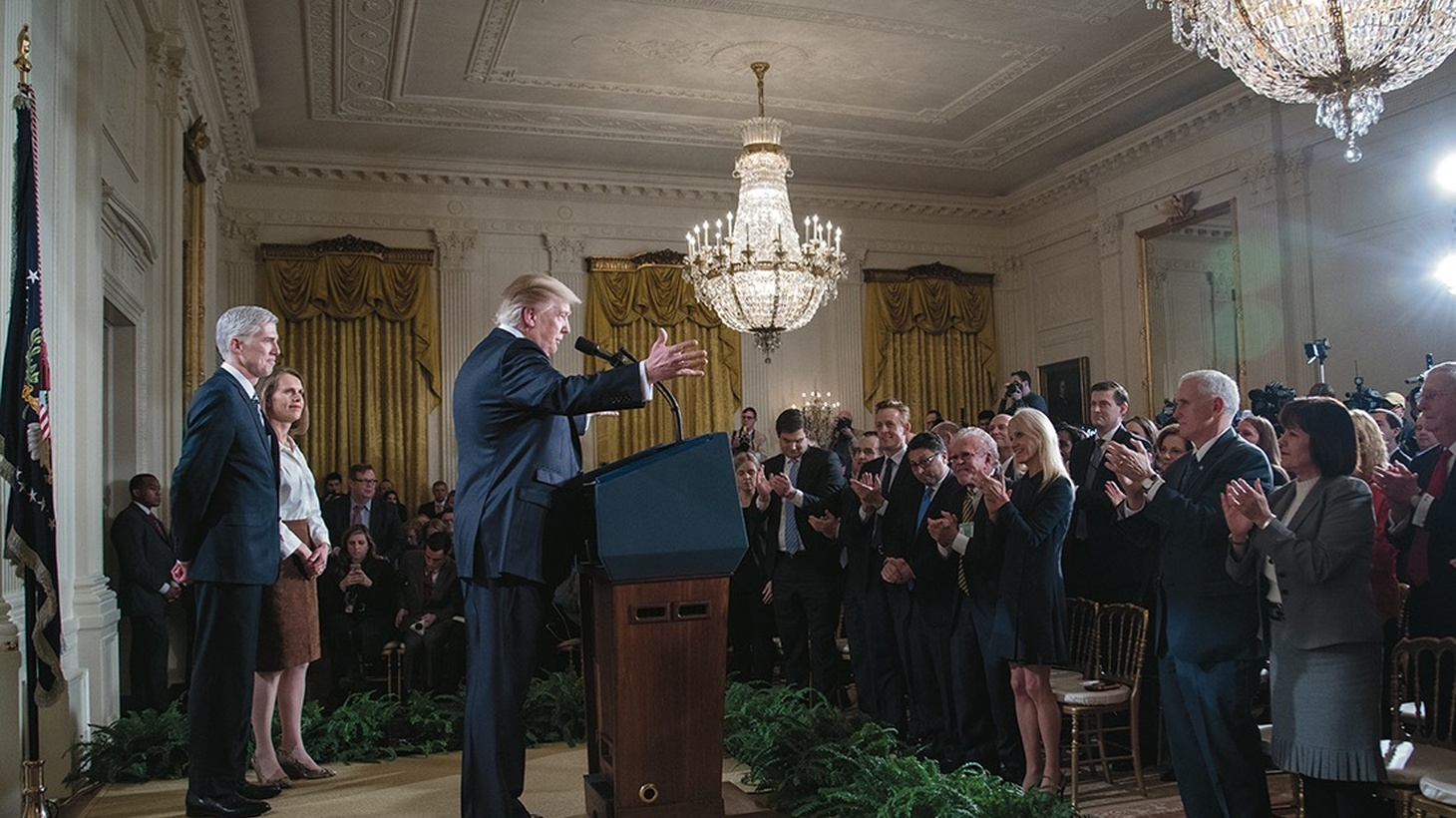 "President Trump is often criticized for not having any ""major accomplishments.""  However, his judicial picks, including Neil Gorsuch, could have a more lasting impact than any bill he signs. Barring impeachment or resignation, these judges — almost all white, conservative men — will have their jobs for life."