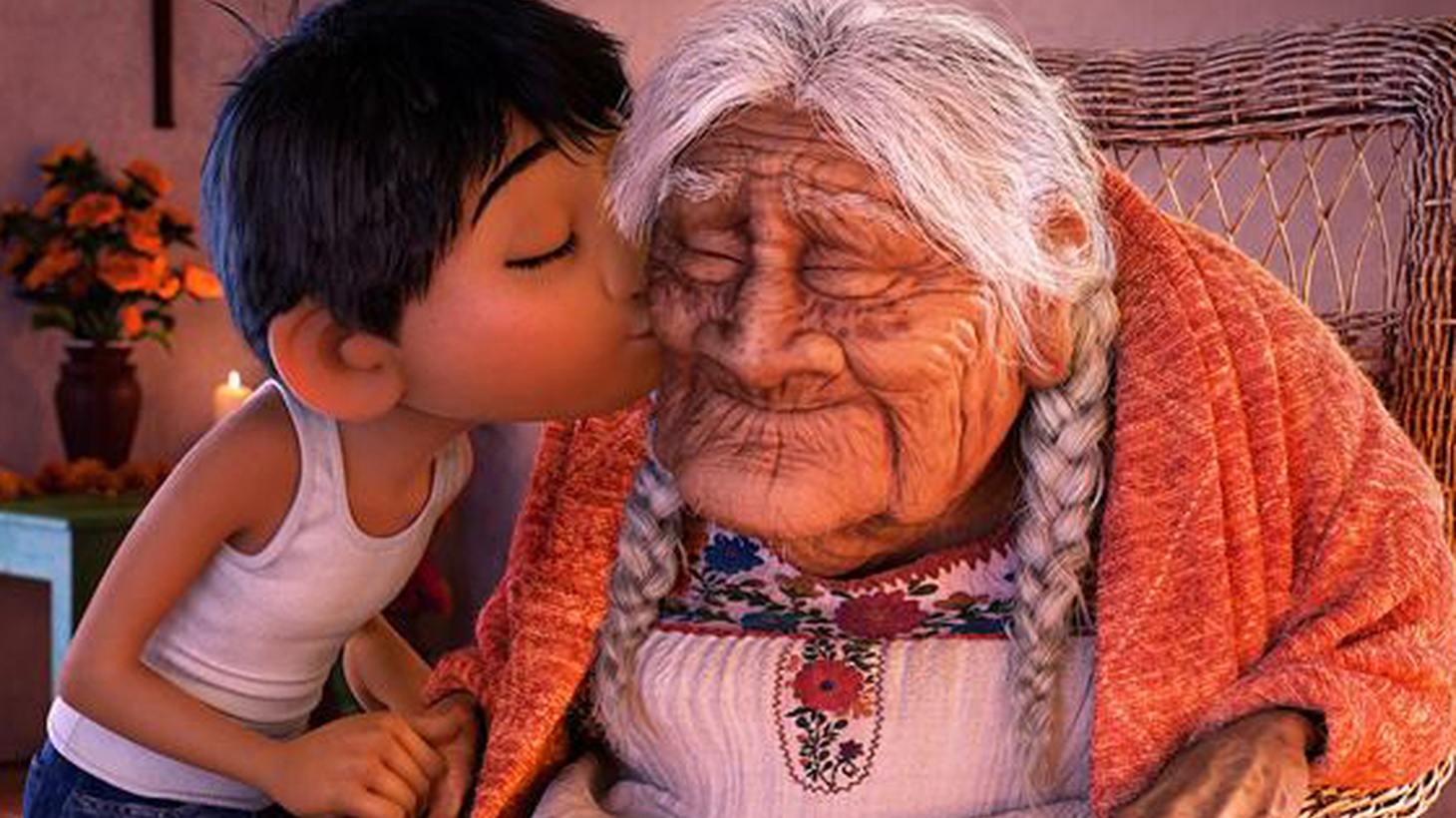 The film Coco has resonated with Latinos in the US who have been battered by the anti-Latino rhetoric coming out of the White House. Can a Pixar hit and it's loveable protagonist boost a community's self esteem?