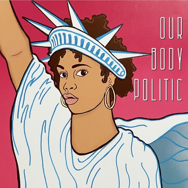 """Today at 12pm, we bring you an early episode of """"Our Body Politic,"""" the show hosted and created by Farai Chideya."""